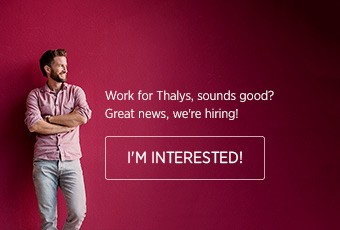 Work for Thalys