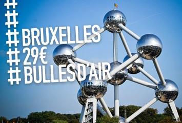Atomium à Bruxelles