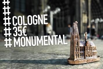Cathédrale à Cologne