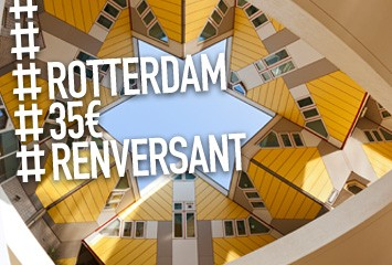 Photo d'architecture à Rotterdam