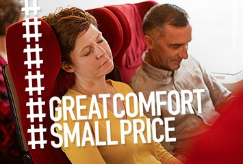 Great comfort, small price