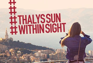 Thalys Sun within sight
