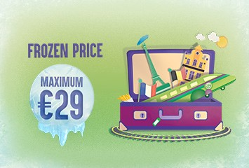 IZY Frozen Price Maximum €29