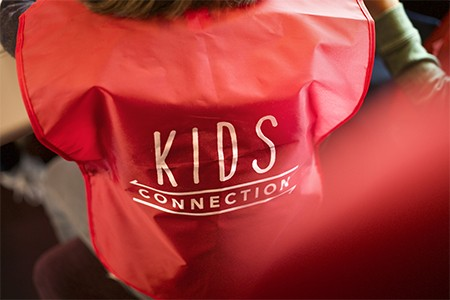 Logo kids connection